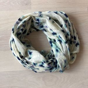 Light + Airy Summer Scarf in Watercolor